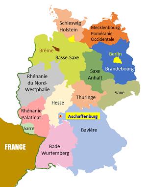 Position Aschaffenburg